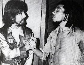 George Harrison, Bob Marley