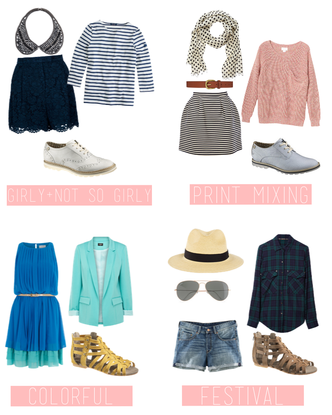 casual spring outfit ideas, festival look