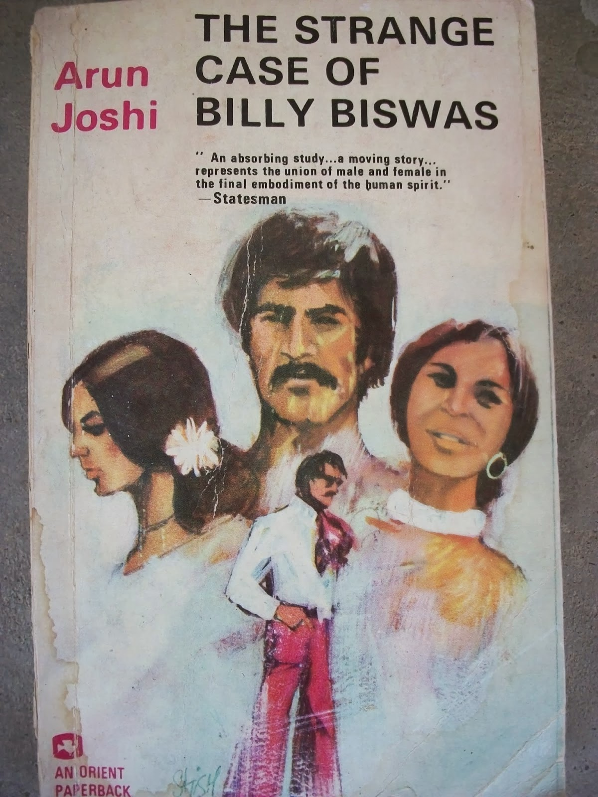 The strange case of billy biswas