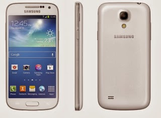 Samsung Galaxy S4 Mini terbaru