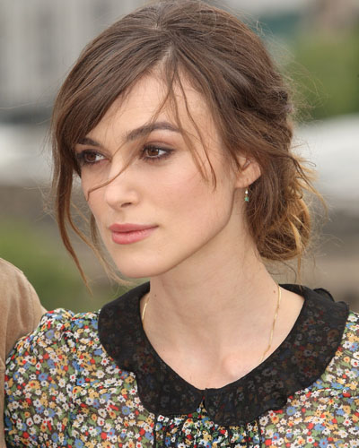 Keira Knightley Hairstyles