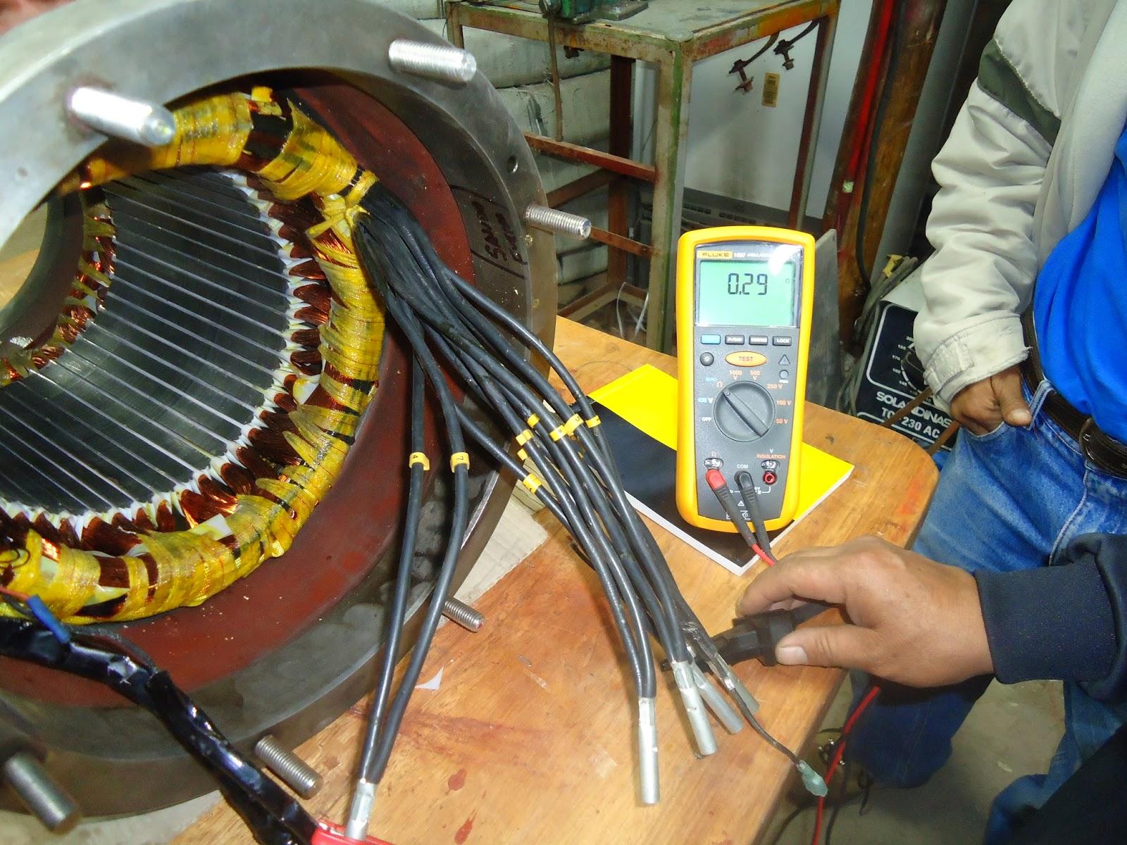 Resultado de imagen para reparacion de motores electricos