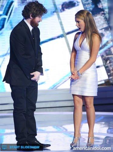 american idol casey haley. semana de American Idol y