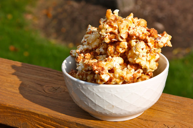 Snickers Caramel Corn