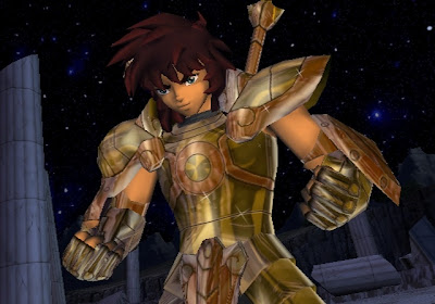 Saint Seiya The Hades Game