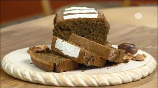 طريقة تحضير كعكة البلوط من حصة لمسة حورية للسيدة حورية زنون