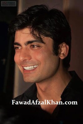 Fawad Khan Smile