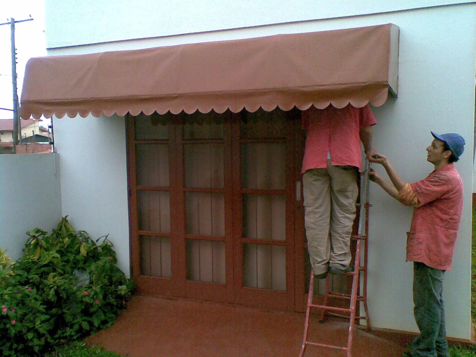 Mais de 22.500 m2 (10/2013) entre coberturas e toldos instalados: