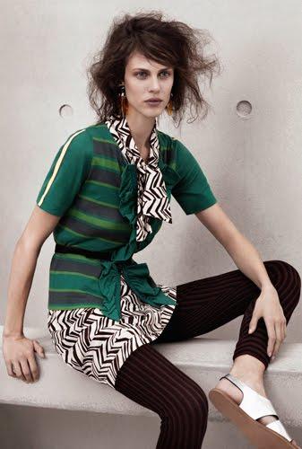 ropa mujer H&M Marni