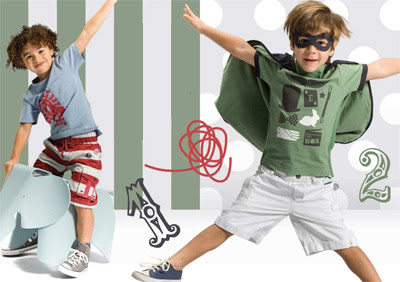 Eeni Meeni Miini Moh Spring Summer 2011 kids clothes