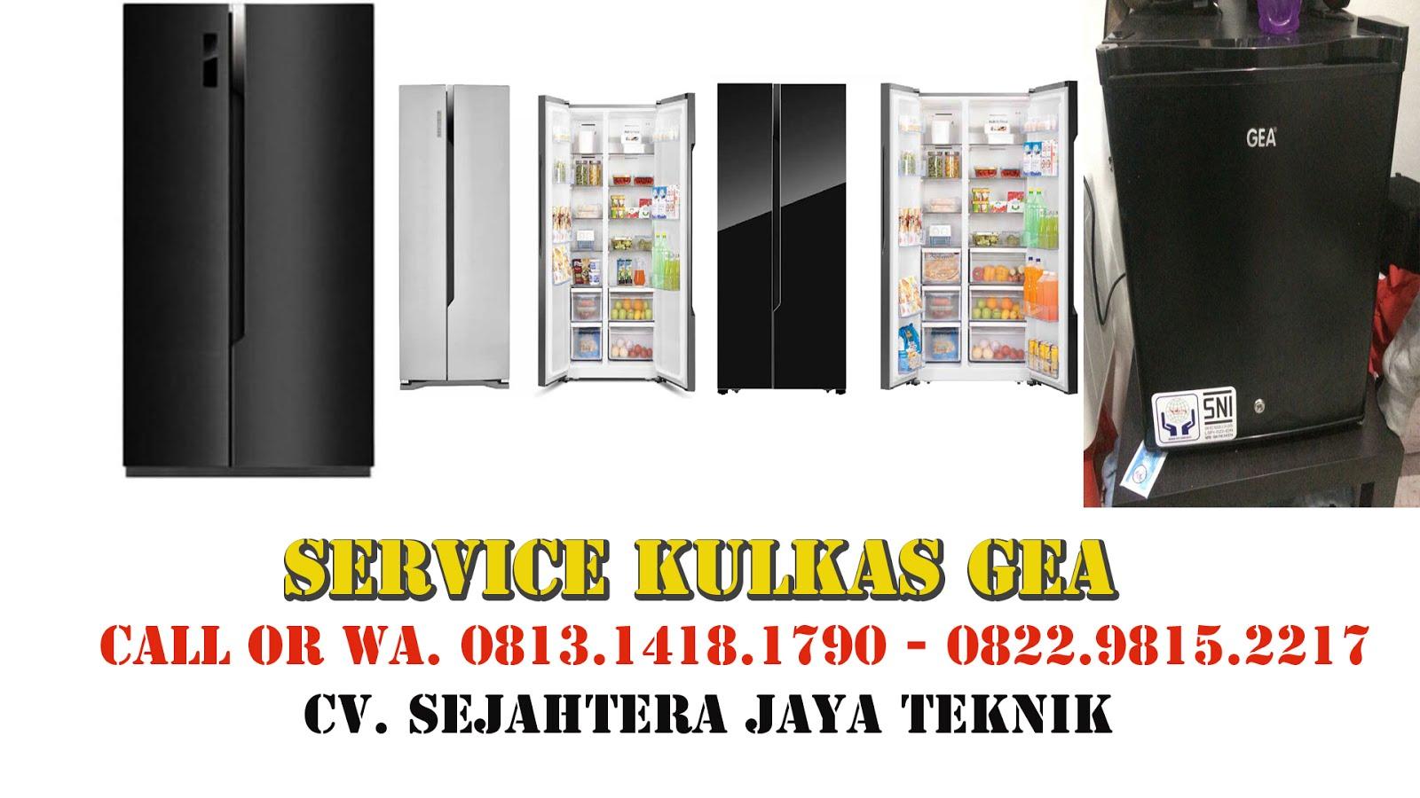 Service Kulkas GEA Jakarta Pusat