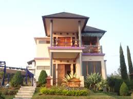 villa gracia 3 kamar istana bunga lembang