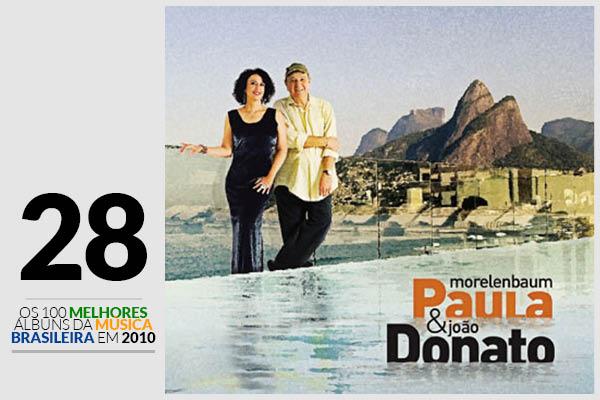 Paula Morelenbaum & João Donato - Água