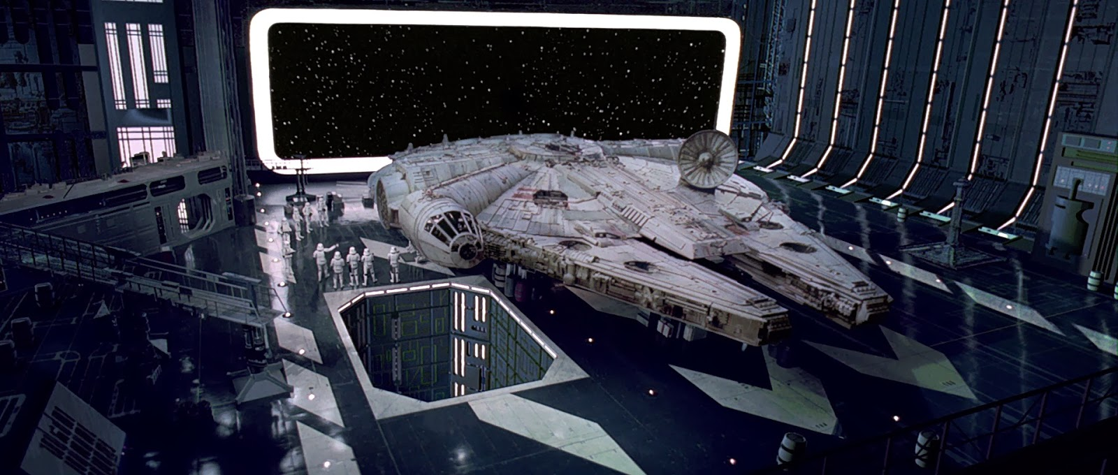 Strange Tales The Millennium Falcon A New Hope Version
