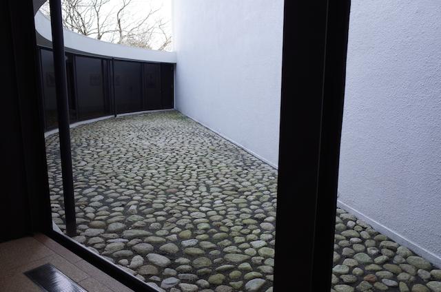 ベルナール・ビュフェ美術館 入口