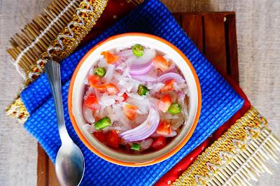 Radish salad, Mooli Salad