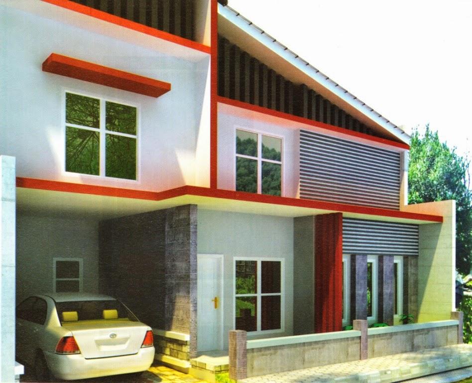 Aneka desain rumah dan contoh denah