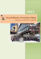 Resumen Actividades 2011