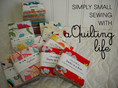 Simply Small Sewing with a Quilting Life