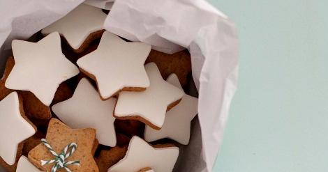 Kurabiyeye Güzelleme - Holiday Cookies