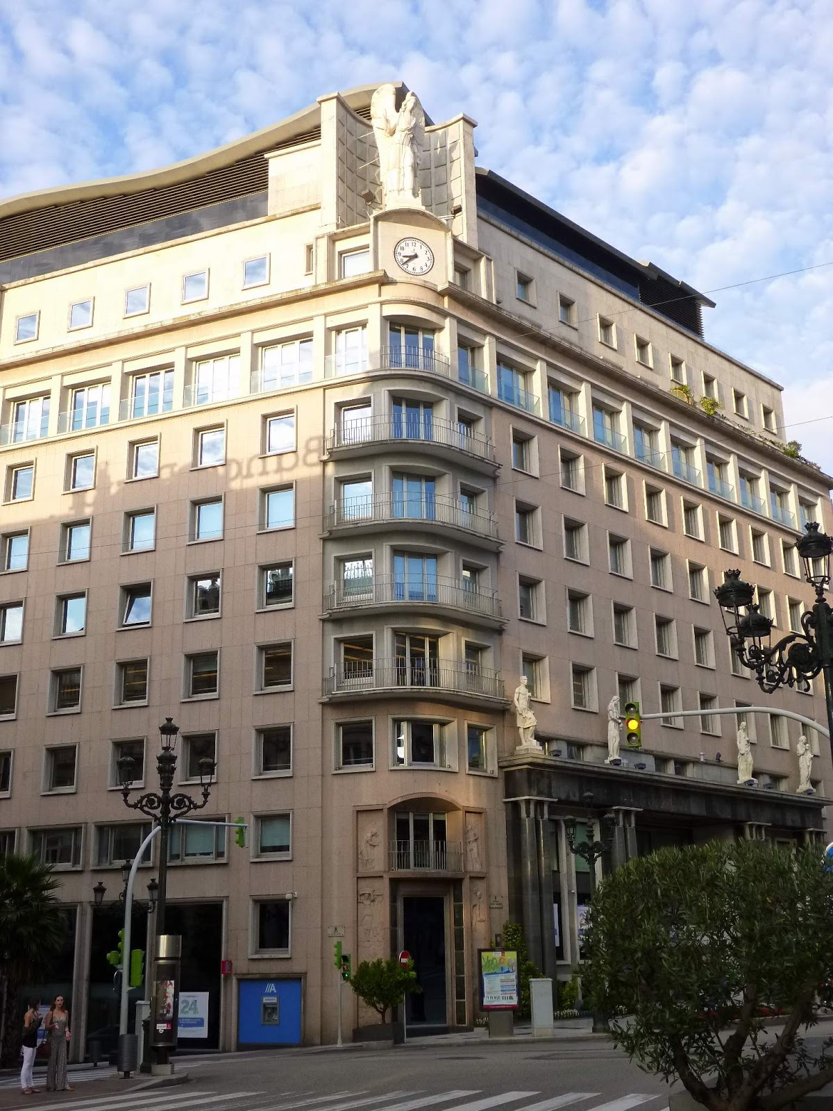 Arquitectura de vigo desde 1900 hasta la actualidad arquitectura de vigo s xx xxi - Arquitectos en vigo ...