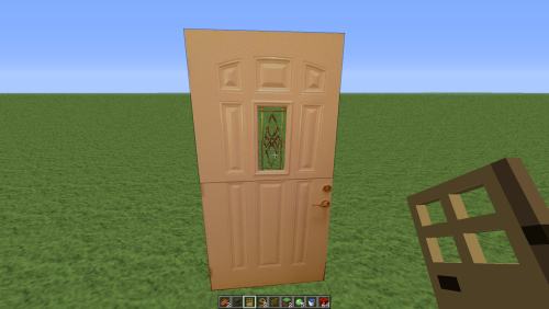 minecraft how to make a frone
