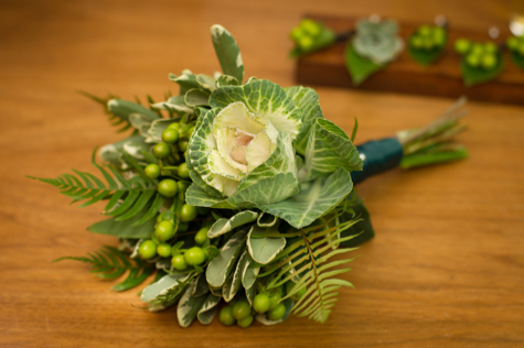 http://bloominous.com/products/eco-chic-bridesmaid-bouquet