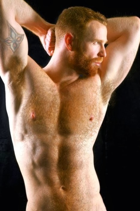 hairy ginger men