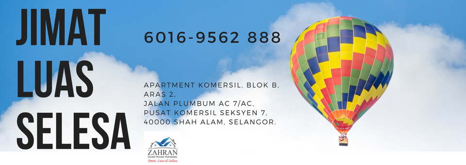 Zahran Guest House Shah Alam   Zahran Car Rental