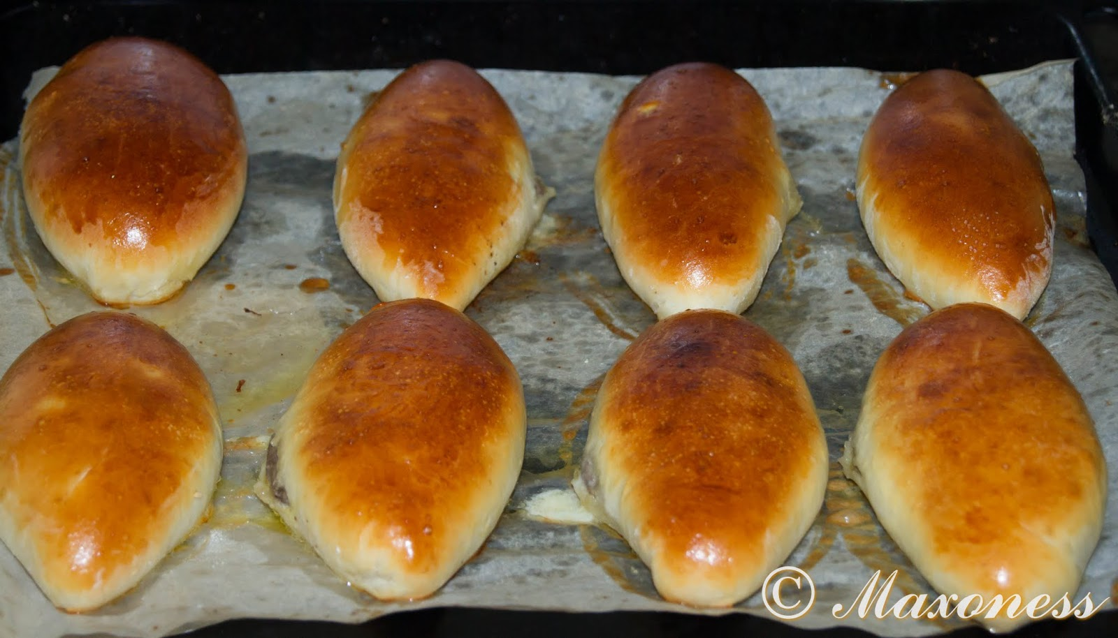 Жареные пирожки с ливером рецепт с фото Волшебная Eда. ру 99