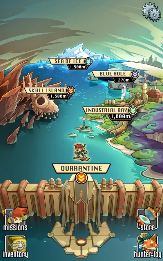 Mobfish Hunter apk mod