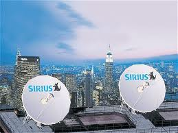 dish network sirius satellite radio channels