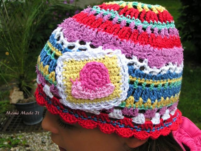 Häkelmütze - Crochet Cap