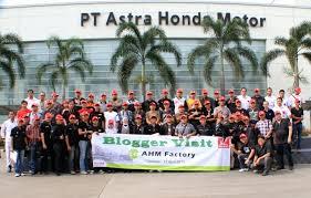 Lowongan Kerja Bulan Juli 2015 PT Astra honda Motor (AHM)