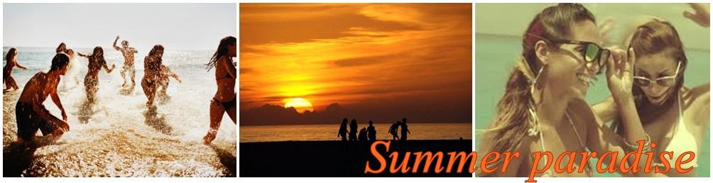 summer paradise ♥