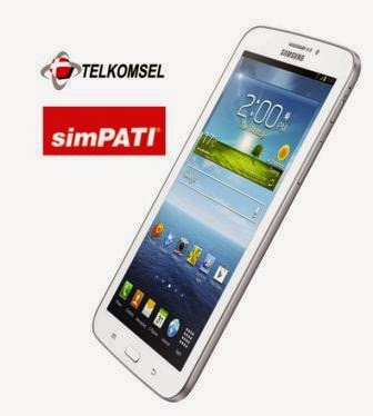 Paket Internet Tablet SimPATI 6GB dari Telkomsel