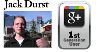Follow +Jack Durst on Google+