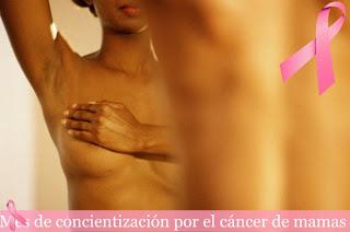 Autoexploracion como metodo de prevencion de cancer de mama