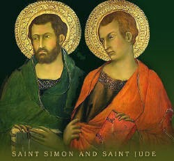 Feast of St. Simon and St. Jude