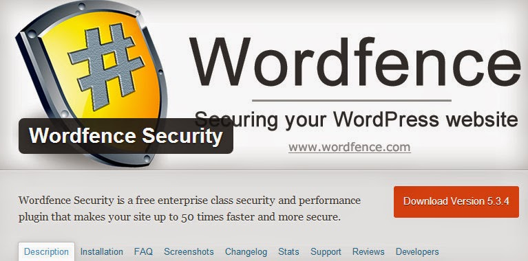 Bảo vệ website WordPress bằng Wordfence Security