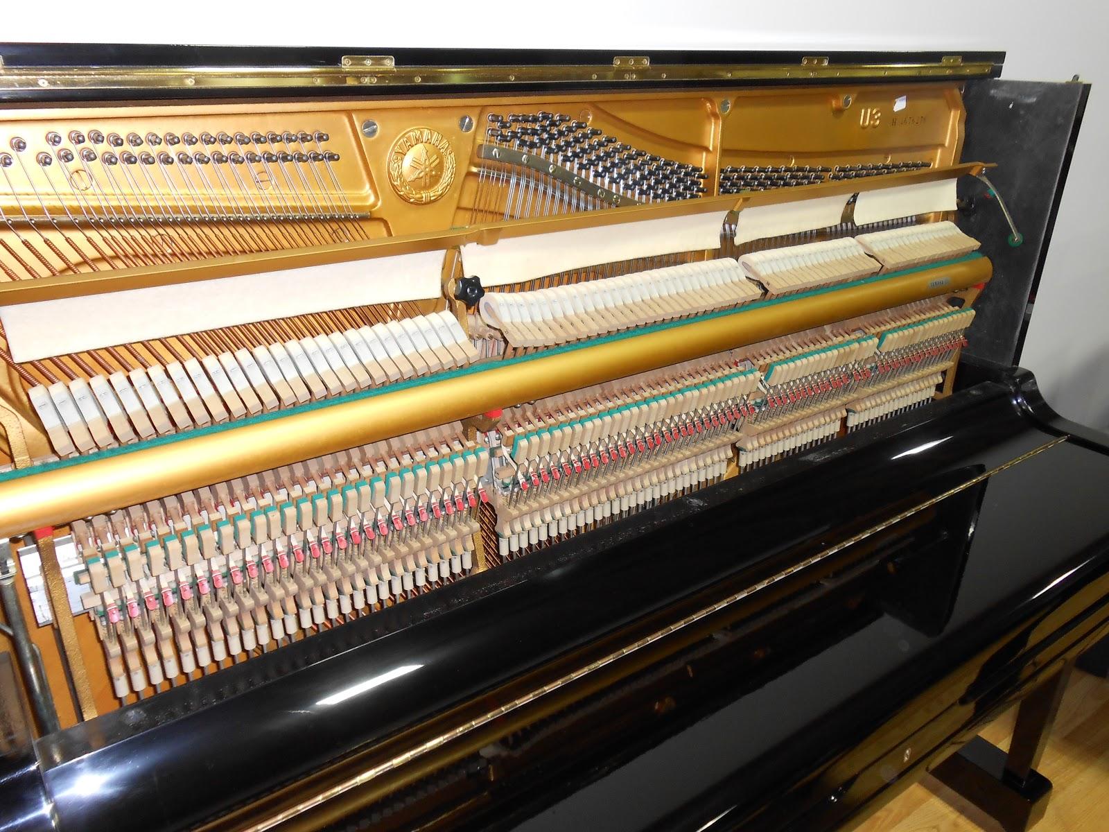 Yamaha u3 upright piano ebay for Used yamaha u3 upright piano