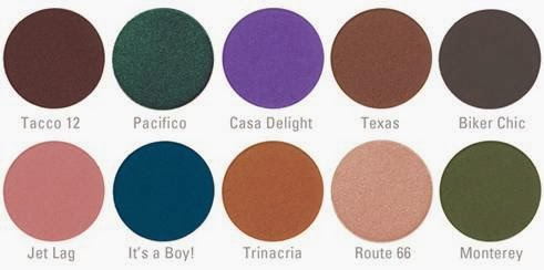 Neve Cosmetics - Palette Makeup Delight  dal 26/11/2013 (ed. limitata) - cialde