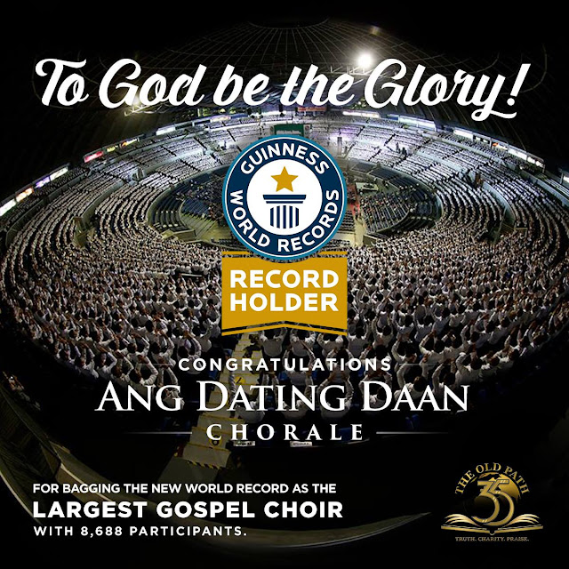 Ang dating daan 29th anniversary meaning