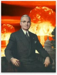 http://mises.org/daily/4838/Harry-Truman-and-the-Atomic-Bomb