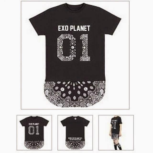 TSHIRT EXO PLANET 01