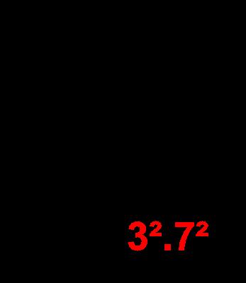 Decomponha qualquer número inteiro em fatores primos com esse widget - decompondo 441