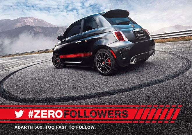 Fiat Abarth 500, demasiado rápido para seguirlo