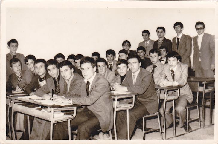 DÜZCE İMAM HATİP LİSESİ  1977-1978 MEZUNLARI YILLIĞI