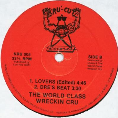 World Class Wreckin Cru – World Class (Remix) (VLS) (1985) (192 kbps)