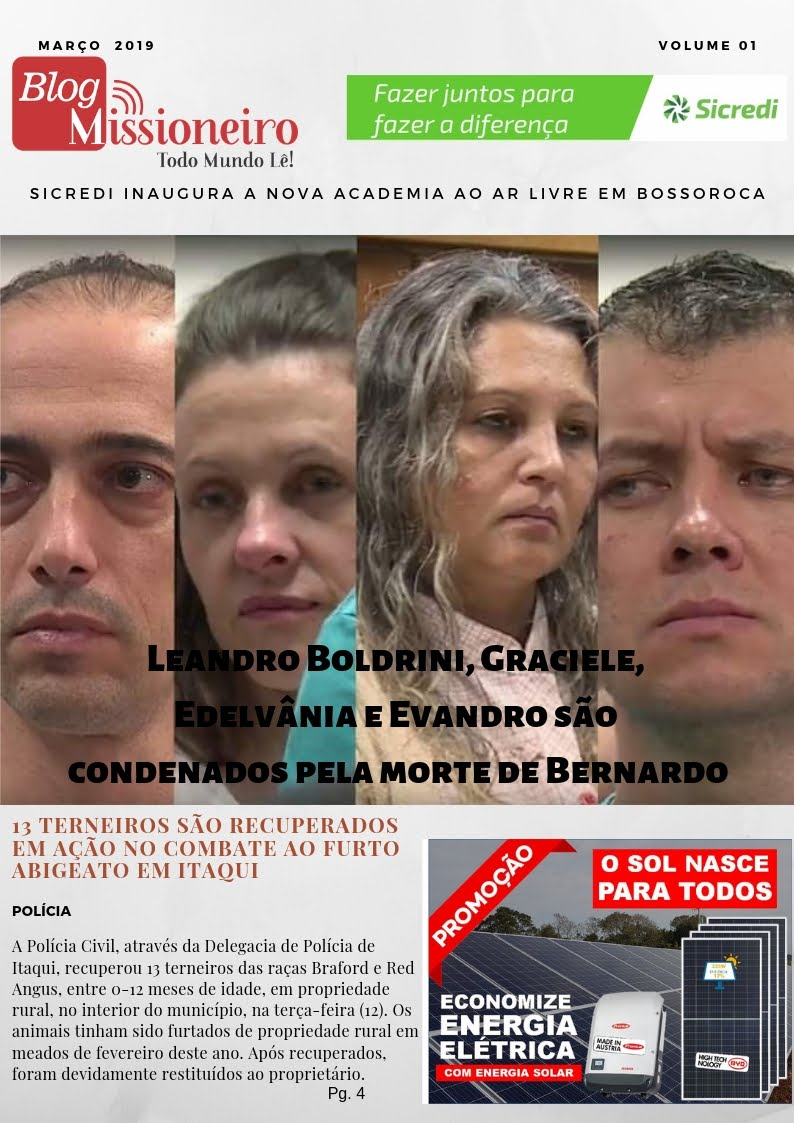 REVISTA DIGITAL DA SEMANA